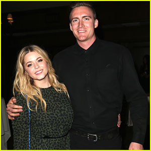 Sasha Pieterse Dishes On Her Wedding With Fiance Hudson Sheaffer