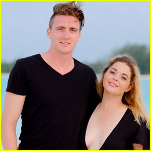 'Pretty Little Liars' Star Sasha Pieterse Talks About Her Wedding!