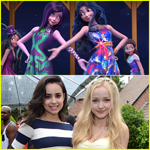 Sofia Carson & Dove Cameron Duet On New 'Descendants' Song & It's Amazing!