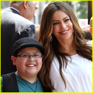 Rico Rodriguez Gets Love from TV Mom Sofia Vergara After Father's Death