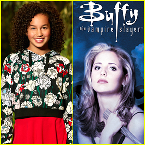 How 'Andi Mack's Buffy Pays Tribute To 'Buffy The Vampire Slayer' Namesake