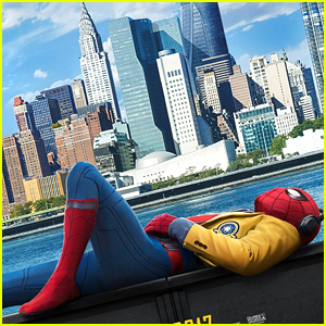 'Spider-Man' Suits Up in New Teaser Poster!