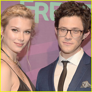 Stitchers' Kirsten & Cameron Look Happy About The Show's Summer Return!
