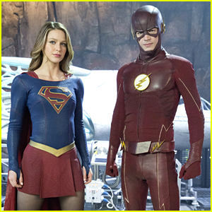 Here's What's Happening In 'The Flash' & 'Supergirl's Musical Crossover