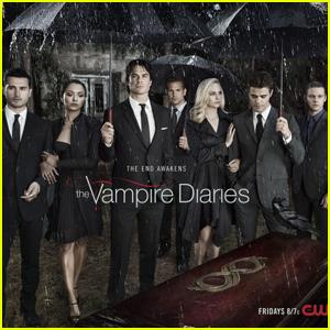 'The Vampire Diaries' EP Explains Why [SPOILER] Had To Die in Series Finale