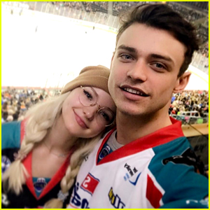 Dove Cameron Reveals She's 'in Love' with Thomas Doherty!