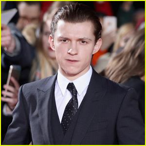 Tom Holland Reveals He Injured Himself on 'Spider-Man: Homecoming' Set