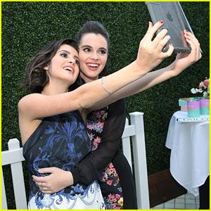 Laura Marano Snaps The Cutest Pic with Sister Vanessa Marano