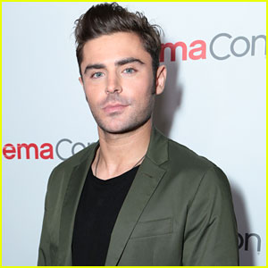 Zac Efron Opens Up About Training For New Movie 'Baywatch'