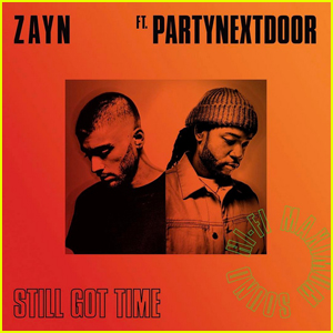 Zayn Malik Drops Art For 'Still Got Time' Single