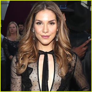 EXCLUSIVE: Allison Holker Dishes About Teaching Her First Dance Class in LA