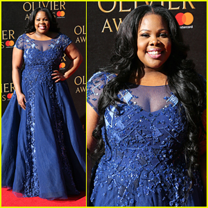 'Glee' Cast Celebrates Amber Riley's Olivier Award Win on Social Media