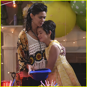 'Andi Mack' Star Dishes On If We'll Ever Meet Andi's Real Dad