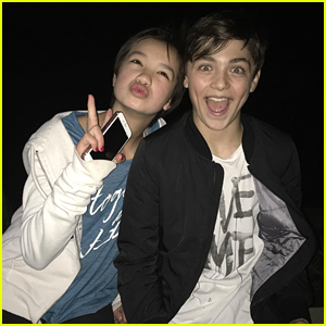 Andi Mack's Asher Angel Definitely Goes For Girls Like Andi