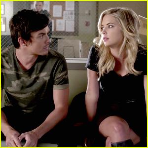 Ashley Benson & Tyler Blackburn Preview Haleb's Future on 'Pretty Little Liars'