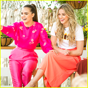Chloe Lukasiak & Bailee Madison Have A Fun Dance Party Together!