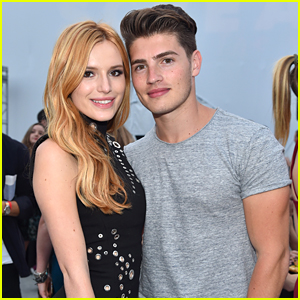 Bella Thorne & Gregg Sulkin's Cat Lola Just Had Kittens!