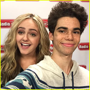 Cameron Boyce Wishes Sophie Reynolds Happy Birthday With The Cutest Instagram