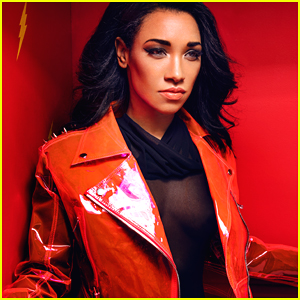 The Flash's Candice Patton Talks Iris West: 'There's So Much More Of Her To Uncover'