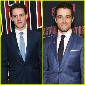 Riverdale's Casey Cott Supports Brother Corey Cott at Broadway Opening Night