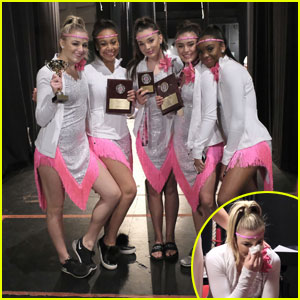 Chloe Lukasiak Gets Nose Bleed While Filming 'Dance Moms' Episode