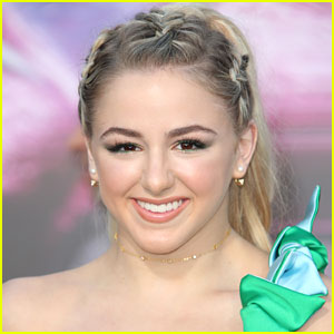 'Dance Moms' Star Chloe Lukasiak is Writing a Book About Her Life!