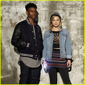 Olivia Holt's 'Marvel's Cloak & Dagger' Trailer Earns Over 1.2 Million Views In A Week!