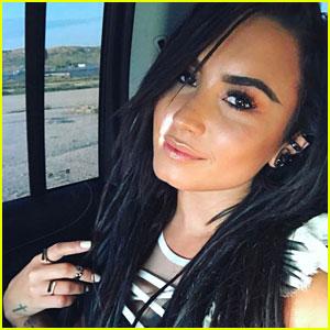 Demi Lovato Gets Fierce New Lion Tattoo