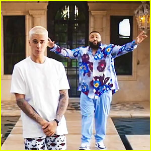 DJ Khaled's 'I'm the One' Music Video Features Justin Bieber