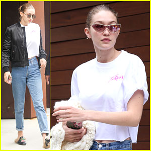 Don't Know About You, But Gigi Hadid Is Feeling 22!