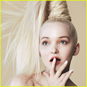 Dove Cameron Has The Best Ways To Describe Her Hair's Personality