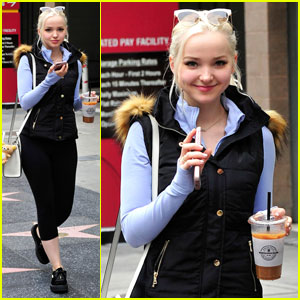 Dove Cameron Says Life is Not Black & White