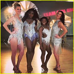 'Dancing With The Stars' Season 24 Week #6 - Team Girl Groups