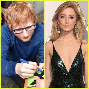 Could Saoirse Ronan Be in Ed Sheeran's 'Galway Girl' Music Video?