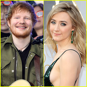 Ed Sheeran's 'Galway Girl' Tattoo is Spelled Wrong Because of Saoirse Ronan,  But He Laughs About It