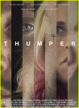 EXCUSIVE: Eliza Taylor Stars on New 'Thumper' Movie Poster!