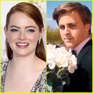 Emma Stone's Response to THAT Viral 'LaLa Land' Promposal is So Sweet