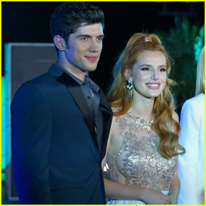 Paige Makes Her Big Debut at the 'Locked' Cast Party Tonight on 'Famous in Love'
