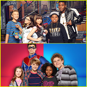 Kid Trainer Demarjay Smith Will Guest Star on 'Henry Danger' & 'Game Shakers' Crossover!