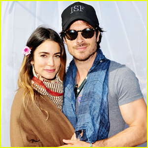 Ian Somerhalder & Nikki Reed Celebrate Creatives At Charity Event!