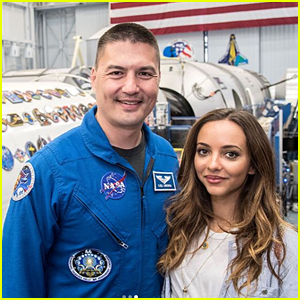 Little Mix's Jade Thirlwall Gets A Private Tour of NASA!