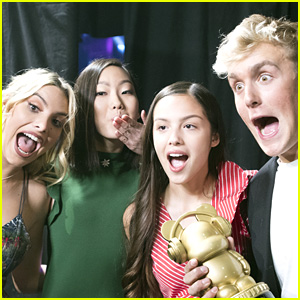 Jake Paul Celebrates RDMAs Win With Inspiring Instagram Message
