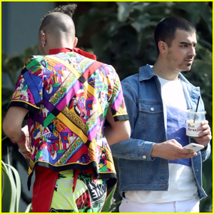 Joe Jonas' Friend Left Him Hanging For a Ride!