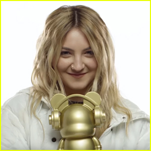 EXCLUSIVE: Singer Julia Michaels Plays Rapid Fire For Radio Disney Music Awards 2017