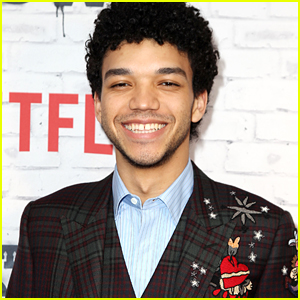 The Get Down's Justice Smith Reveals One Clothing Item He Would Love To Keep