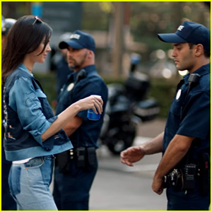 Kendall Jenner's Pepsi Commercial Gets Pulled Following Criticism