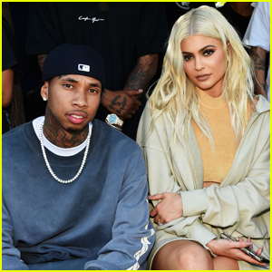 Kylie Jenner Bumped Into Tyga Backstage at Coachella!