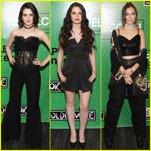 Laura & Vanessa Marano Team Up For ACLU Benefit Concert