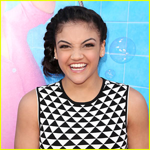 Laurie Hernandez Recreates Her LOL-Worthy Childhood Picture -- Pic Inside