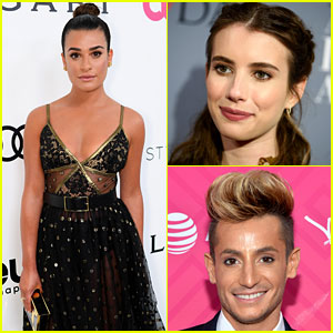 Lea Michele's Sophomore Album Just Came Out & Her Celeb Friends Are So Proud